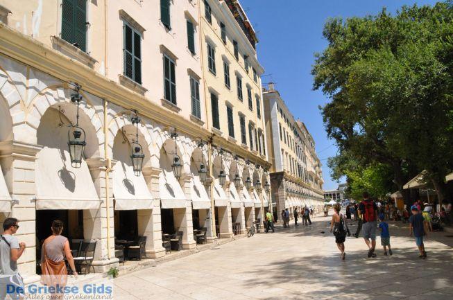 Esplanade Corfu